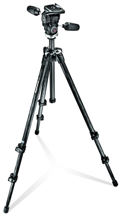 Штатив Manfrotto MK294C3-D3RC2