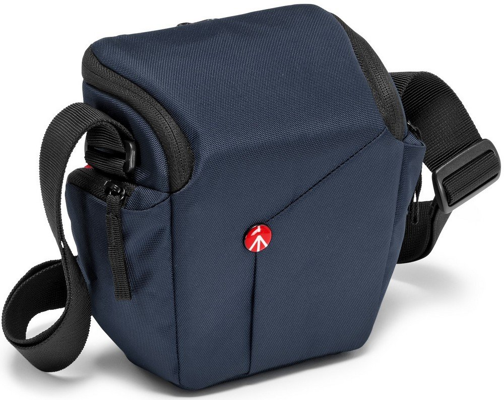 Сумка для фотоаппарата Manfrotto NX Holster CSC Blue (MB NX-H-IBU)