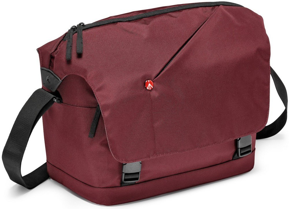 Сумка для фотоаппарата Manfrotto NX Messenger Bordeaux (MB NX-M-IBX)