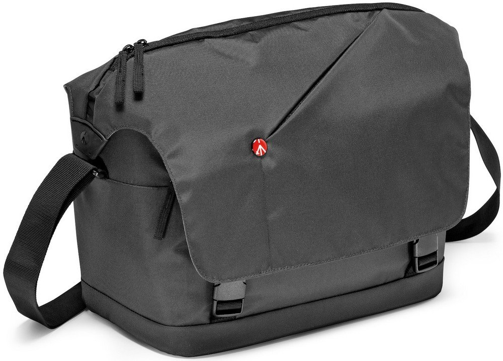 Сумка для фотоаппарата Manfrotto NX Messenger Grey (MB NX-M-IGY)