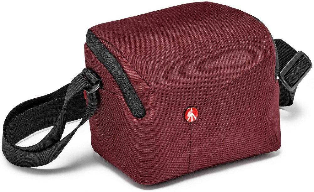 Сумка для фотоаппарата Manfrotto NX Shoulder Bag CSC Bordeaux (MB NX-SB-IBX)