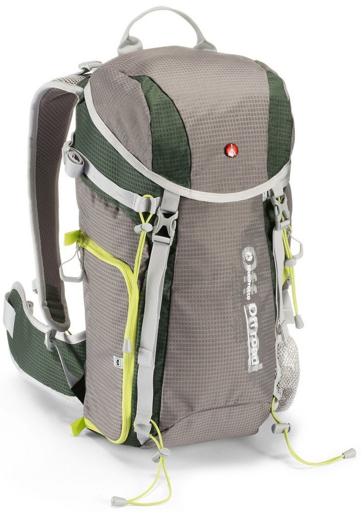 Рюкзак для фотоаппарата Manfrotto Off Road Hiker 20L Grey (MB OR-BP-20GY)  фото