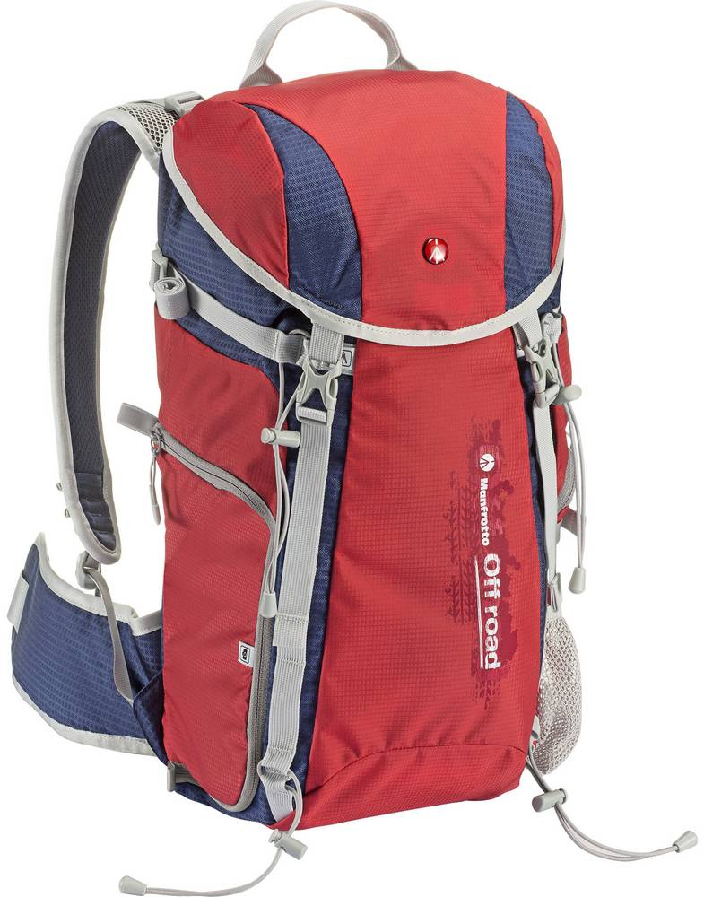 Рюкзак для фотоаппарата Manfrotto Off Road Hiker 20L Red (MB OR-BP-20RD)