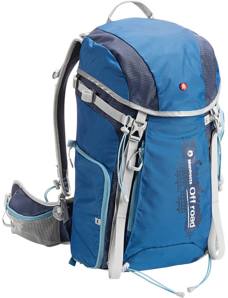 Рюкзак для фотоаппарата Manfrotto Off Road Hiker 30L Blue (MB OR-BP-30BU)