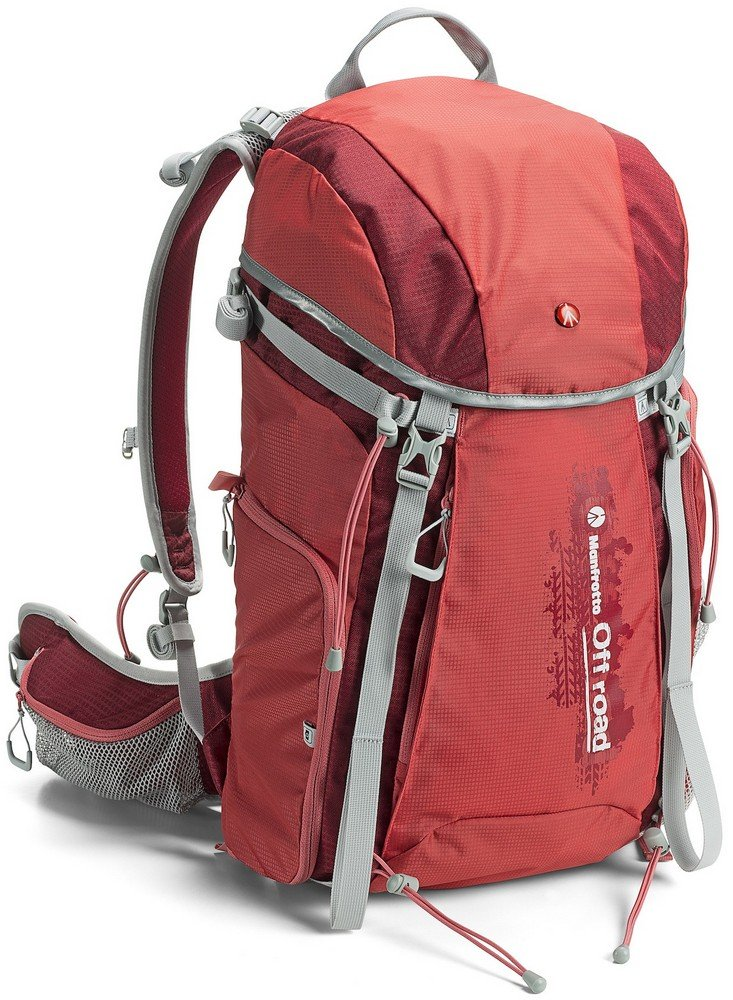 Рюкзак для фотоаппарата Manfrotto Off Road Hiker 30L Red (MB OR-BP-30RD)
