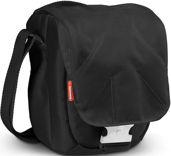Сумка Manfrotto Solo IV Holster Black