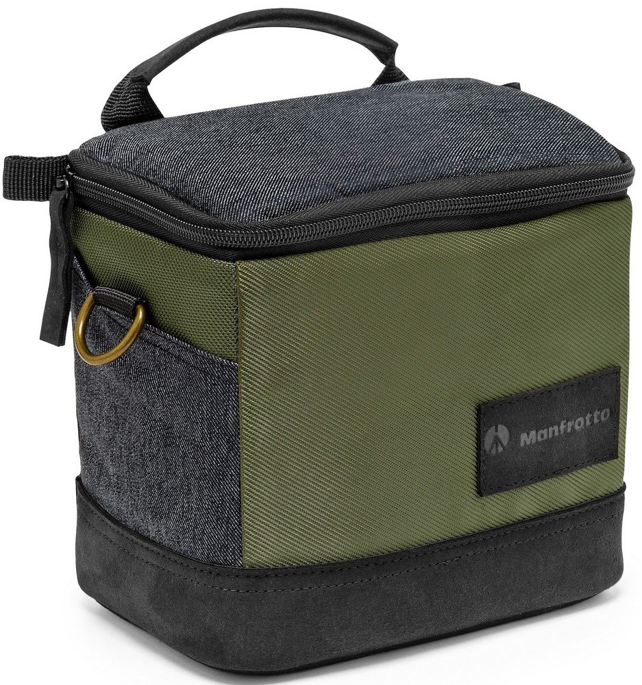 Сумка для фотоаппарата Manfrotto Street Shoulder Bag (MB MS-SB-IGR)