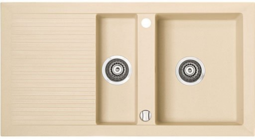 ����� �������� MARMORIN CIRE 1,5 bowl sink  with draining board