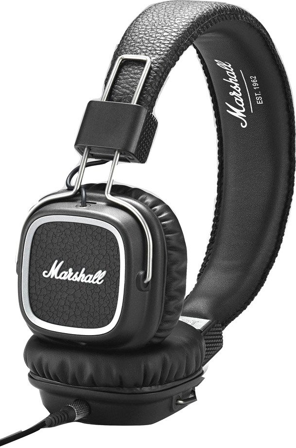 Гарнитура Marshall Major II Steel Edition