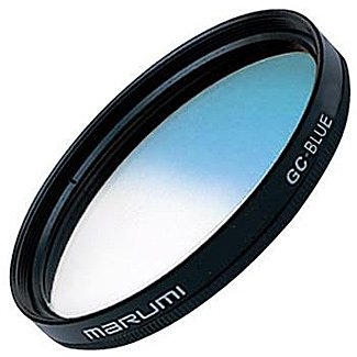 Светофильтр Marumi GC-Blue 62mm