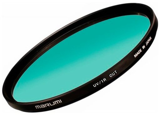 Светофильтр Marumi UV-IR CUT 62mm