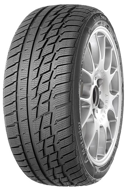Зимняя шина Matador MP 92 Sibir Snow M+S 195/55R16 87H