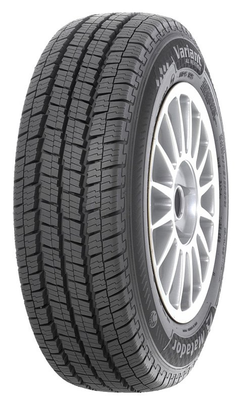 ����������� ���� Matador MPS 125 Variant All Weather 165/70R14C 89/87R