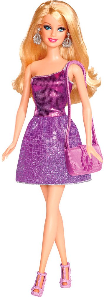 ����� Mattel�Barbie ������ ������ T7580/BCN33