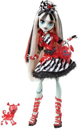 ����� Mattel�Monster High ������� ����� ������ ����� BHN02