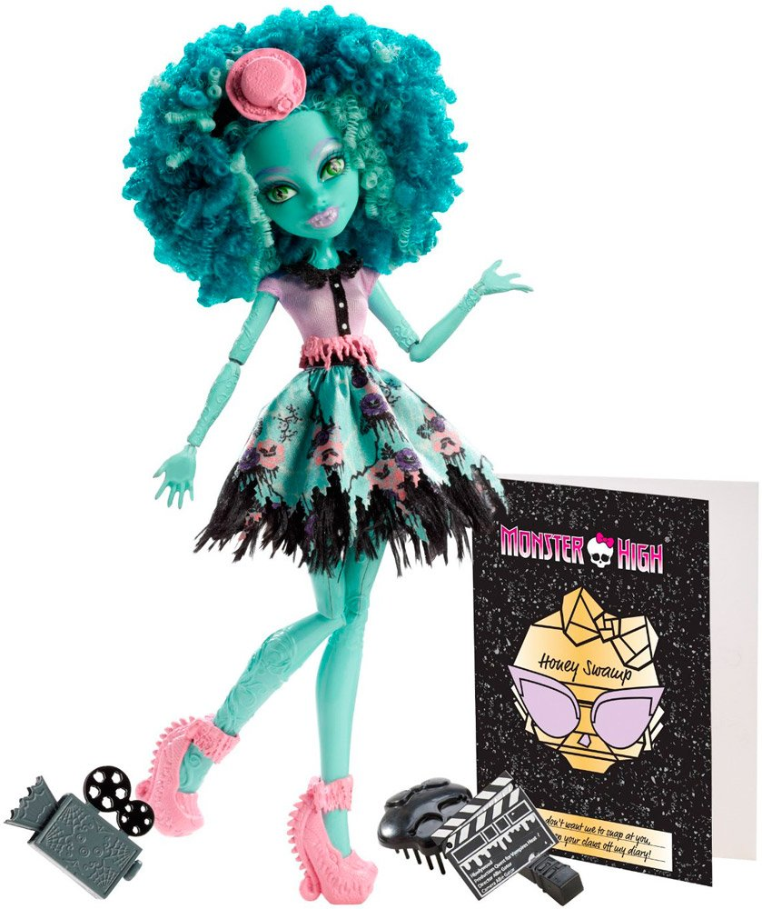 ����� Mattel�Monster High �����, ������, �����! ���� ����� BDD86