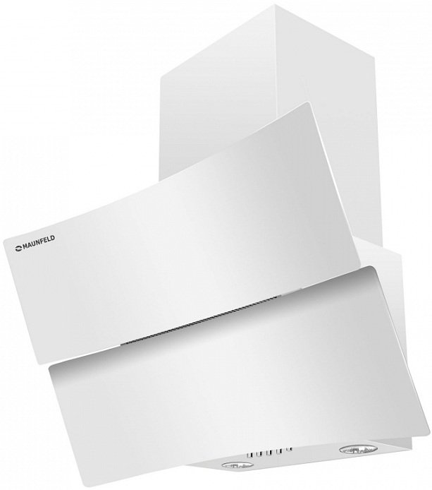 Вытяжка MAUNFELD PLYM ARCA 60 White Glass