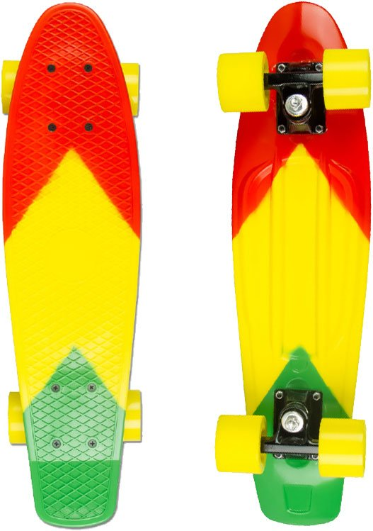 Пенниборд MaxCity PENNY BOARD MC X1 SMALL Color
