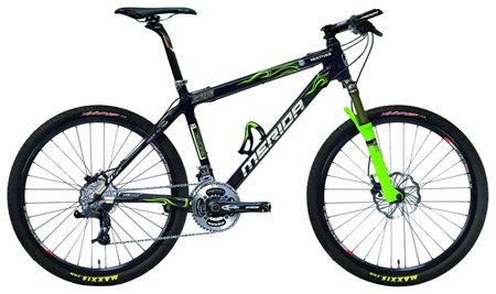 ��������� Merida Carbon FLX Team-D (2008)
