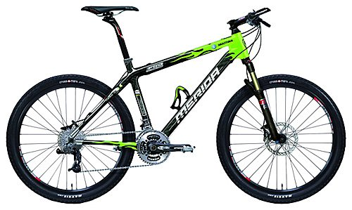 ��������� Merida Carbon FLX Team-D (2009)