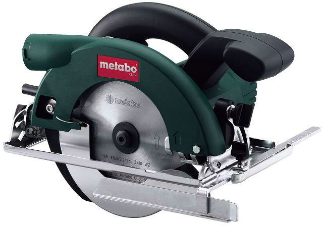 Ручная циркулярная пила Metabo KS 54 SP