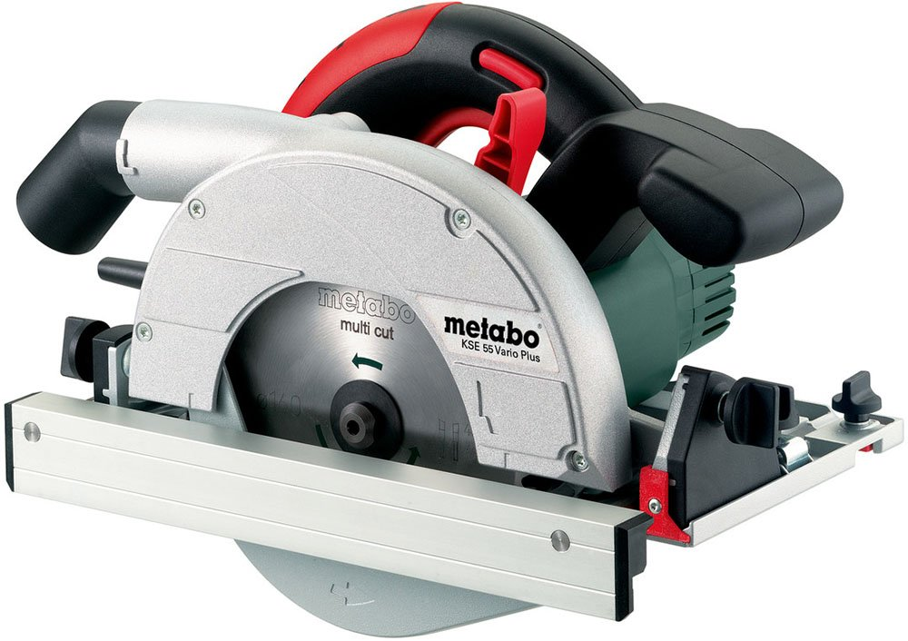 Циркулярная пила Metabo KSE 55 Vario Plus (60120400)