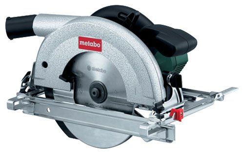Ручная циркулярная пила Metabo KSE 68 Plus