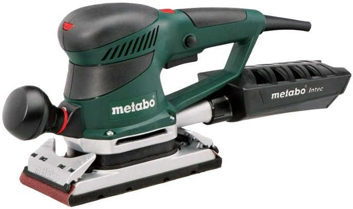 Виброшлифовальная машина Metabo SRE 4351 TurboTec