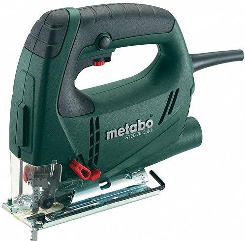 Лобзик Metabo STEB 70 Quick фото