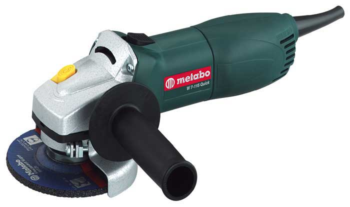 ������� ������������ ������ Metabo W 7-115 Quick