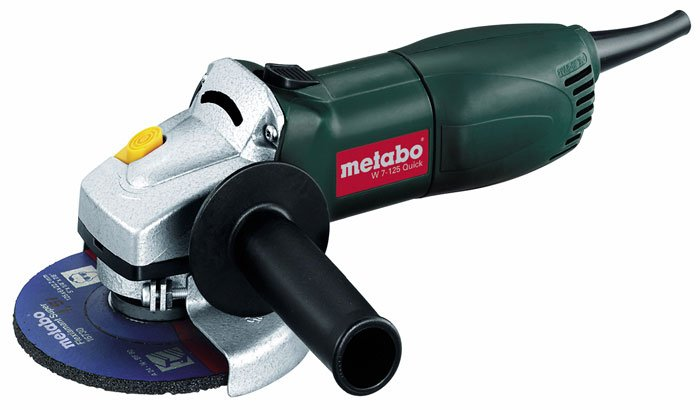 ������� ������������ ������ Metabo W 7-125 Quick