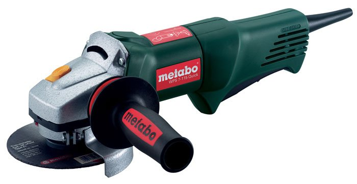 ������� ������������ ������ Metabo WPS 7-115 Quick