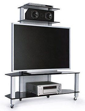 Тумба для ТВ и Hi–Fi аппаратуры Metaldesign MD 511-1500