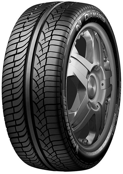 Летняя шина Michelin 4x4 Diamaris 235/60R18 103V