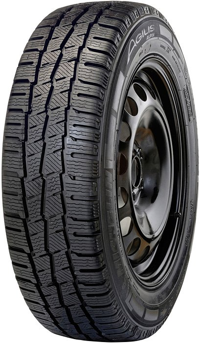 Зимняя шина Michelin Agilis Alpin 195/75R16C 107/105R