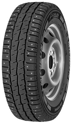 Зимняя шина Michelin Agilis X-Ice North 215/75R16C 116/114R фото