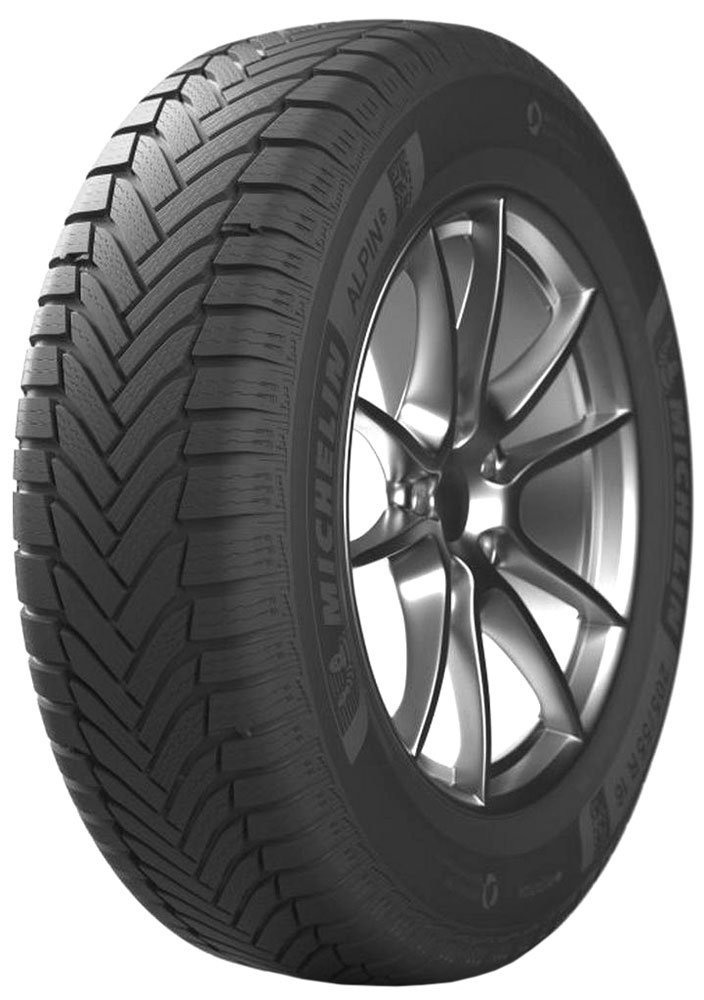 Зимняя шина Michelin Alpin 6 205/55R16 91H фото