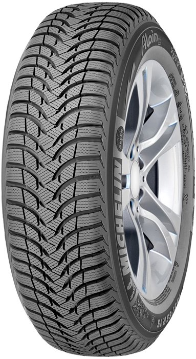 Зимняя шина Michelin Alpin A4 215/50R17 95V
