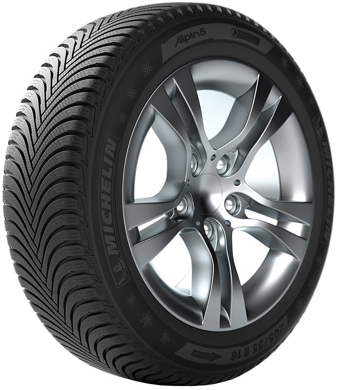 Зимняя шина Michelin Alpin A5 225/55R17 97H фото