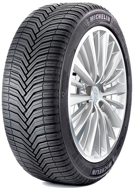 Летняя шина Michelin CrossClimate 205/50R17 93W