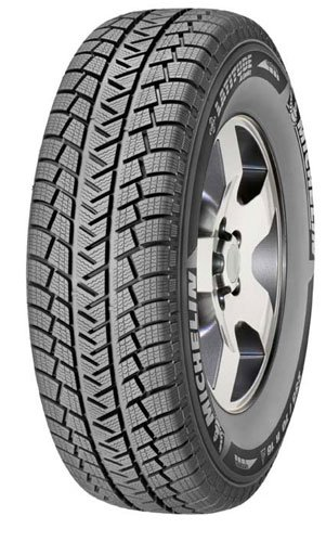 Зимняя шина Michelin Latitude Alpin 235/60R18 107H
