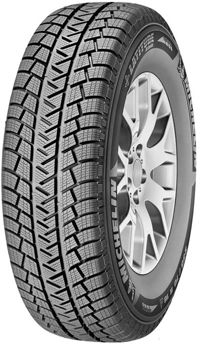 Зимняя шина Michelin Latitude Alpin 265/65R17 112T