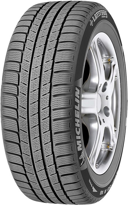Зимняя шина Michelin Latitude Alpin HP 255/55R18 105V