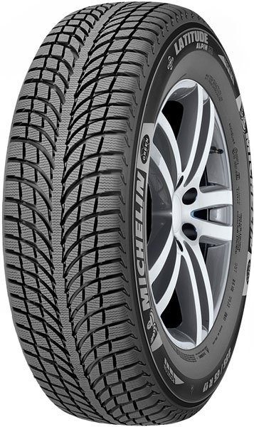 Зимняя шина Michelin Latitude Alpin LA2 235/55R18 104H фото