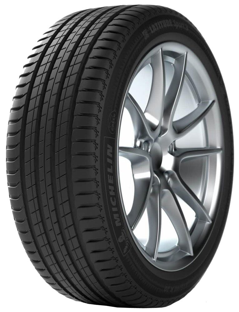 Летняя шина Michelin Latitude Sport 3 255/55R18 109Y