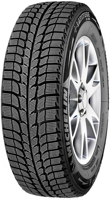 Зимняя шина Michelin Latitude X-Ice 265/65R17 112T