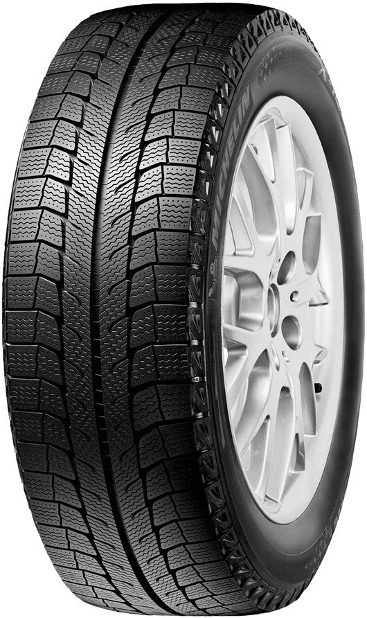 Зимняя шина Michelin Latitude X-Ice 2 255/55R18 109T фото