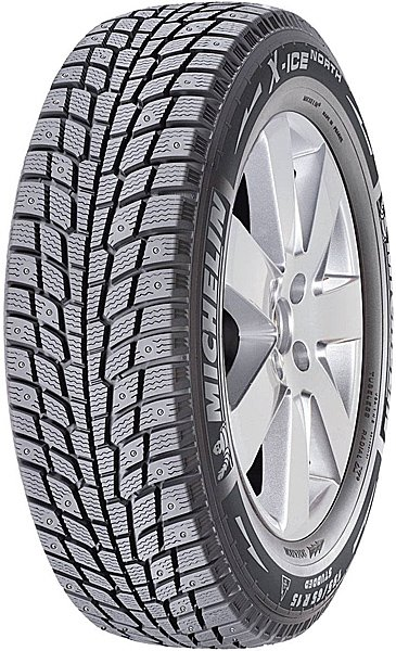 Зимняя шина Michelin Latitude X-Ice North 235/55R17 99T