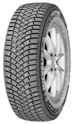 Зимняя шина Michelin Latitude X-Ice North 2 235/55R17 103T