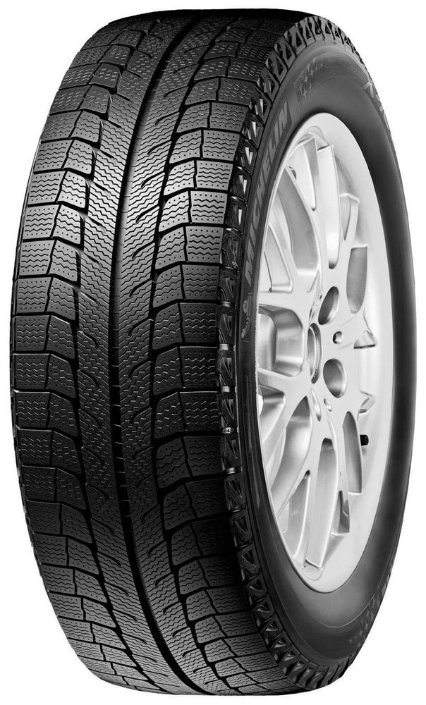 Зимняя шина Michelin Latitude X-Ice Xi2 235/65R17 104Q